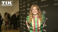 "Pralles Outfit – Palina Rojinski in ""Versace""!"