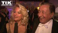 Presseball 2018 – Walter Kohl, Richard Lugner mit seiner Ex und Familie Ohoven