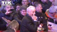 Berlinale 2018 eröffnet – Bill Murray trommelt, Natalia Wörner verliebt mit ihrem Minister!