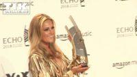 Echo 2018 – Superstars, Rapper-Eklat und Helene Fischer ziemlich nackt