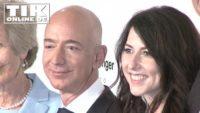 Jeff Bezos – Proteste und Preisverleihung