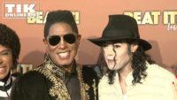 Michael Jacksons 60. Geburtstag – Bruder Jermaine feiert in Berlin!