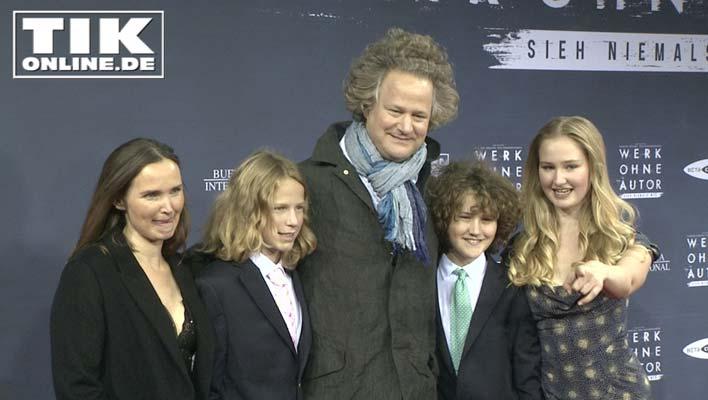 Werk Ohne Autor Premiere Florian Henckel Von Donnersmarck Zeigt