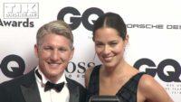 GQ Awards – Bastian Schweinsteigers Liebes-Auftritt mit Ehefrau Ana!