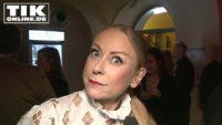 Medienboard Weihnachtsparty 2018 – Jenny Elvers will in die Kirche, Jessica Schwarz hinter den Tresen!
