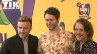 """Take That"" bärtig in Berlin!"