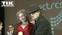 Victress Awards 2019 – Claudia Pechstein geehrt, Udo Lindenberg schwärmt über seine Mama!