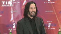 """Keanu Reeves plaudert über """"John Wick 3"""" in Berlin!"""