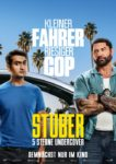 STUBER – 5 STERNE UNDERCOVER – Fanpakete zu gewinnen!