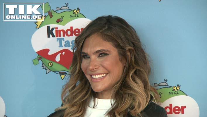 Promis feiern Kindertag - Ayda Field über die Ehe mit Robbie Williams