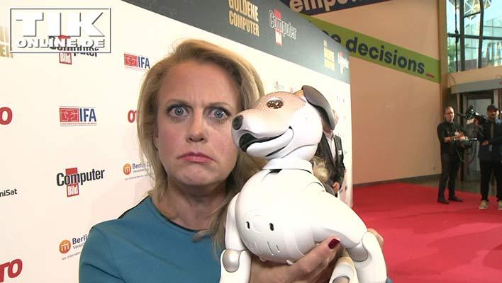 Barbara Schöneberger - Roboter-Hund statt Ehemann?