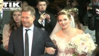 Til Schweiger – Hochzeit auf dem roten Teppich!