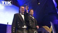 """""""Cinema For Peace"""" – Gerard Butler im Rock, Vanessa Redgrave versteigert ihre Kleidung!"""