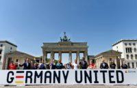 "Franziska van Almsick, Johannes B. Kerner und Malaika Mihambo starten ""Germany United"" – Über Corona-Krise, Familie und Sommerpläne!"
