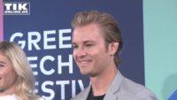 Nico Rosberg eröffnet Greentech Festival – Von der Rakete bis zum Mini-Tesla!