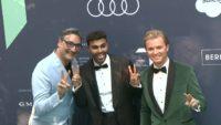 Green Awards 2021 – Nico Rosberg feiert mit vielen Stars in Berlin!