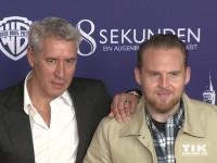 """Ralph Herforth und Axel Stein bei der """"8 Sekunden""""-Premiere in Berlin"""