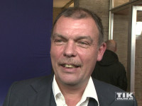 """Produzent Tom Zickler bei der """"8 Sekunden""""-Premiere in Berlin"""