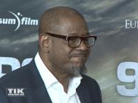 """Forest Whitaker mit Brille und Kinn-Bärtchen bei der """"96 Hours - Taken 3""""-Premiere"""