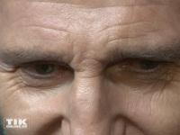 Liam Neesons Augen