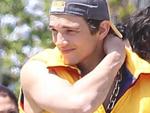 Ashton Kutcher: Beim knutschen mit Mila Kunis erwischt