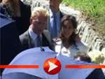 Hochzeit von Boris Becker und Lilly in St. Moritz