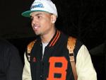 Chris Brown: Zusammenbruch aufgrund von Belastung