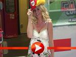 Sonya Kraus über ihren WM-Babybauch