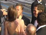 Stars in Cannes: Til Schweiger küsst Angelina Jolie!