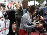 Berlin im Twilight-Fieber: Ashley Greene verzaubert die Fans