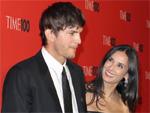 Ashton Kutcher: Versteht sich blendend mit Demi Moore