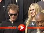 Avril Lavigne und Ehemann Deryck Whibley