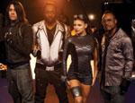 Black Eyed Peas: Kurzbesuch in Deutschland