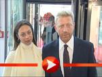 Boris Becker und Lilly Kerssenberg verliebt in Berlin