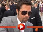 Brad Pitt beglückt seine Fans