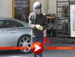 Brad Pitt und seine Ducati