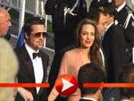 Brad Pitt und Angelina Jolie zu Gast in Cannes