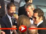 Til Schweiger filmt die Stars in Cannes
