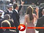 Brad Pitt und Angelina Jolie verabschieden sich von ihren Fans