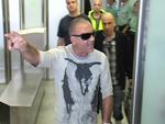 Christian Audigier: Aufruhr am Flughafen Tegel!