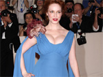 """Christina Hendricks: """"Gänsehaut"""" bei Vivienne Westwood"""