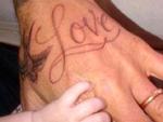 David Beckham: Harper liebt Daddys neues Tattoo