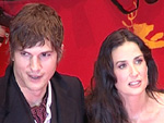 Demi Moore und Ashton Kutcher: Filmen in Berlin