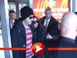 Demi Moore und Ashton Kutcher sind in Berlin gelandet