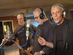 Udo Walz, René Koch und Andy Moor: Singen wieder für den guten Zweck