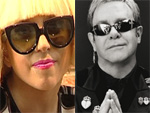 Lady Gaga: Auftritt mit Elton John?