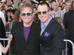 """Elton John: Gibt David Furnish das """"Ja""""-Wort"""