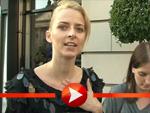 Eva Padberg gibt Tipps gegen die Hitze