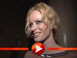 Franziska Knuppe im Interview übers Rauchen und gesunder Ernährung beim Dreamball 2006