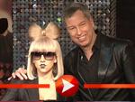 Thomas Hermanns geht auf Tuchfühlung mit Lady Gaga